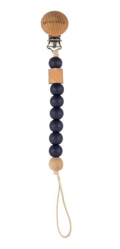 Navy Blue Charlie Dummy Chain
